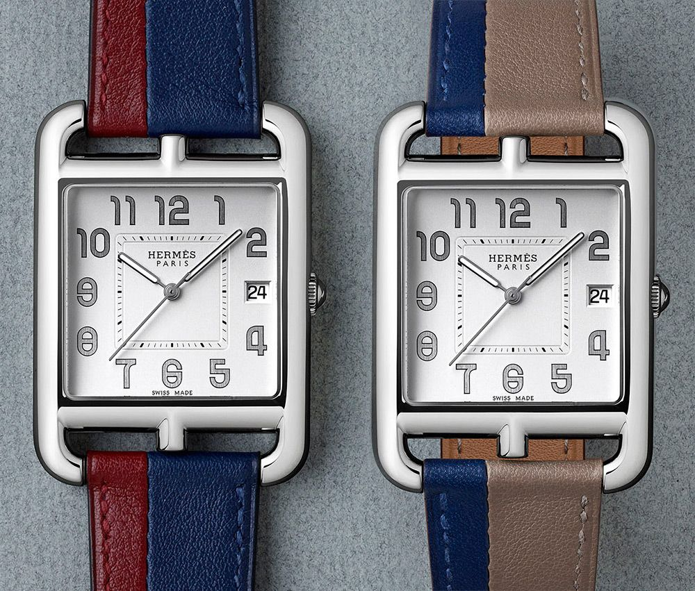 a98ec7dda01 Hermès Cape Cod Watches