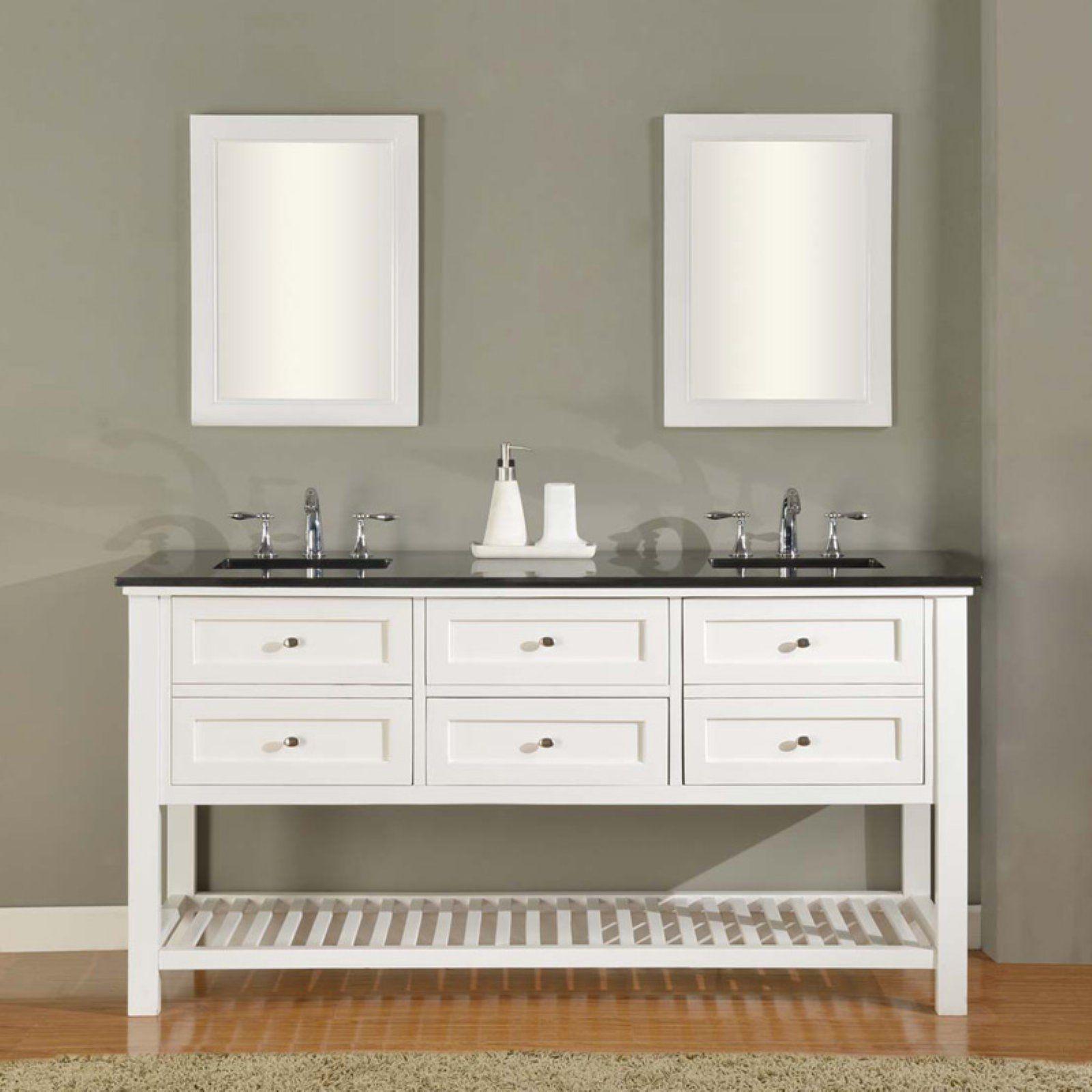 direct vanity sink mission spa collection 70 in double bathroom rh pinterest com 70 bathroom vanity cabinet 70 bathroom vanity single sink