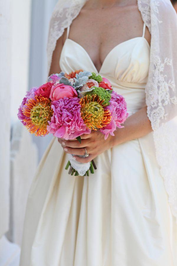 Copyright: Jennifer Bearden Photography Jennifer Bearden Photography www.jenniferbearden.com #weddings #charleston #chs #photography #bouquet #multi #flowers #summer