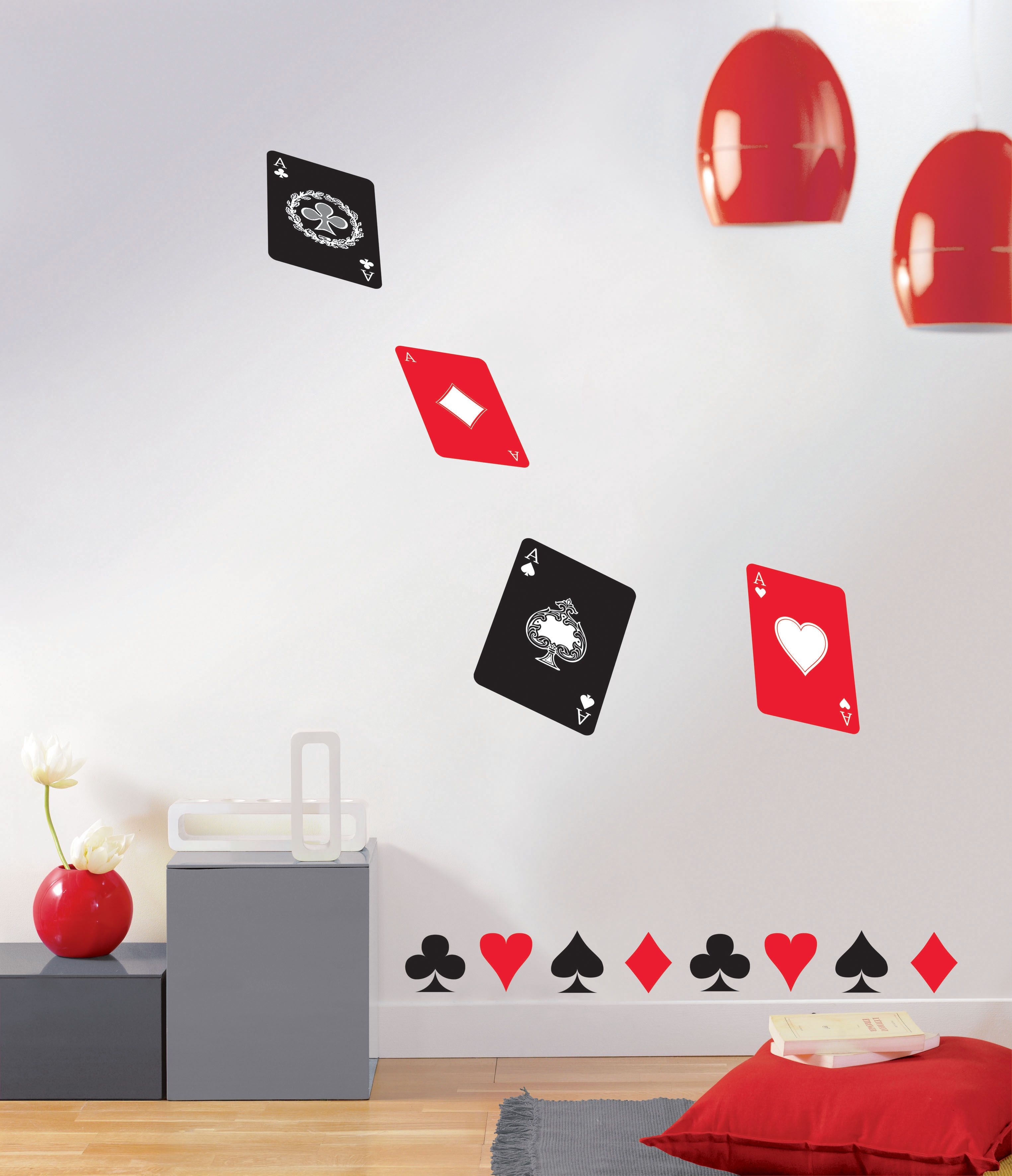 Collection : TRENDY STICKERS / Ambiance Poker #stickers #decoration ...