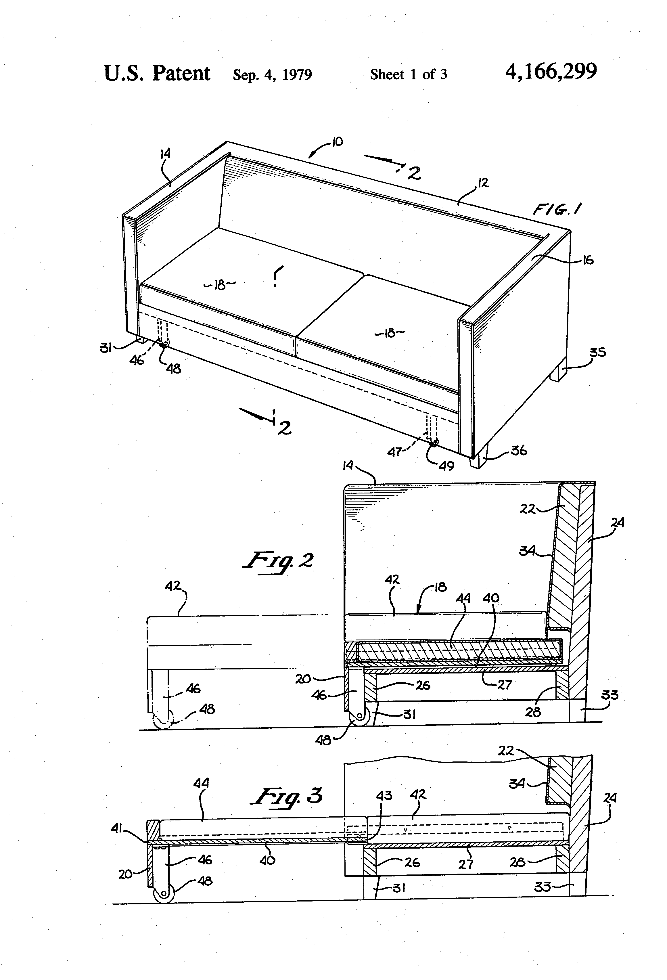 Section Of A Couch