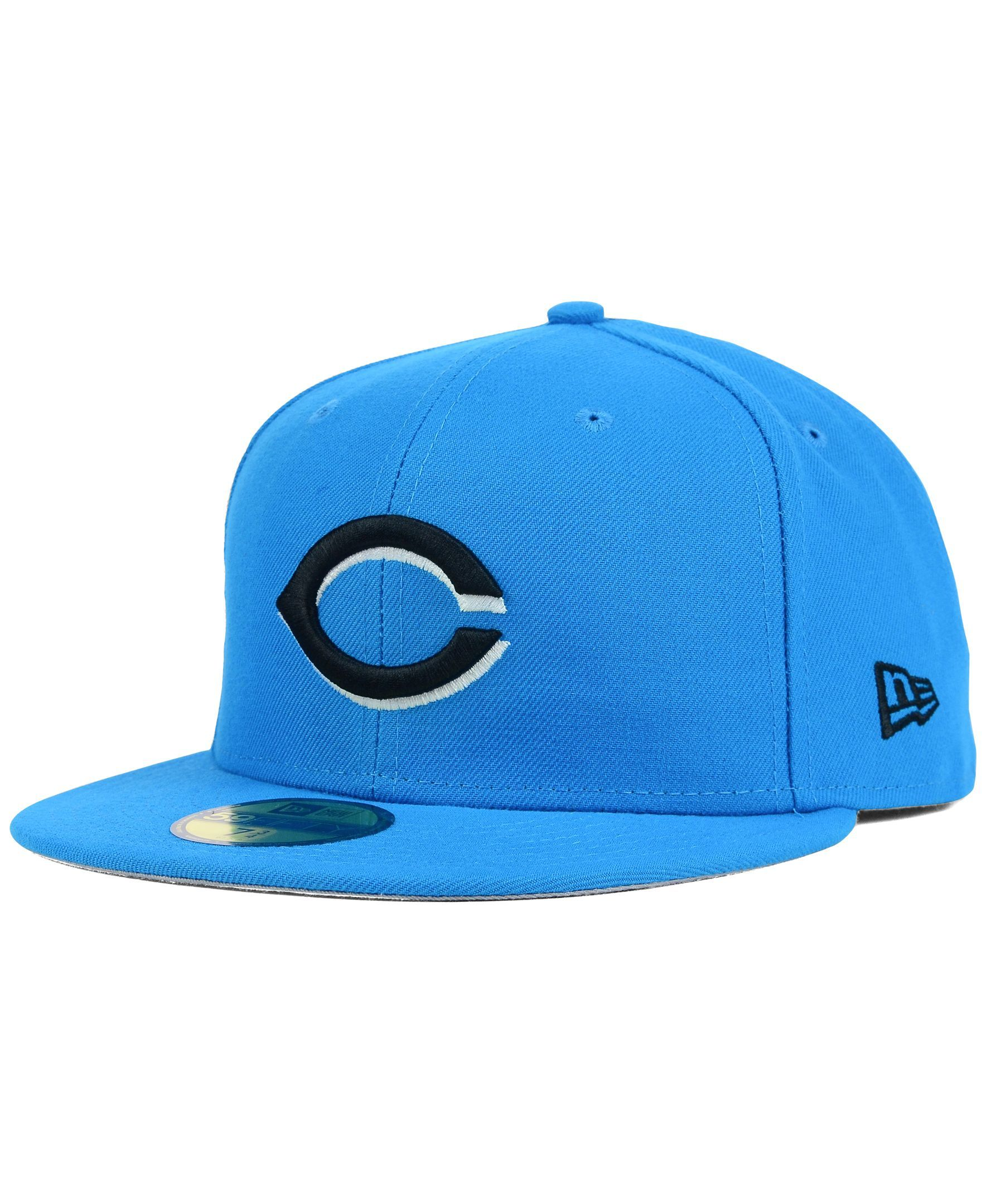 factory price 77c47 51124 New Era Cincinnati Reds C-Dub 59FIFTY Cap
