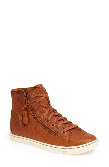 1bc3fcf6cfb UGG® Australia 'Blaney' Tasseled High Top Sneaker (Women) available ...