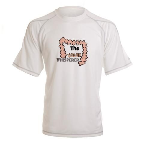 Funny Gastroenterologist T-Shirts www.cafepress.com/mf/73569932/the-colon-whispererpng_performance-dry-tshirt?aid=1115743 CafePress has the best selection of custom t-shirts, personalized gifts, posters , art, mugs, and much more.{Cafepress-ET1Jo7mT}