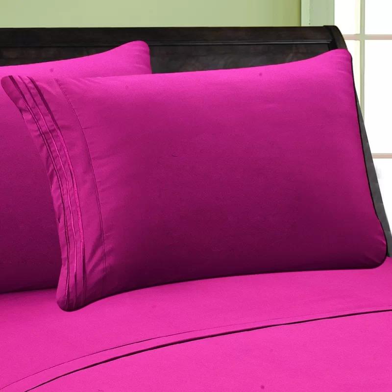 Willa Arlo Interiors Eliana 1500 Thread Count Pillowcase Wayfair In 2020 Beautiful Bedding Sets Pillow Cases Stylish Pillows