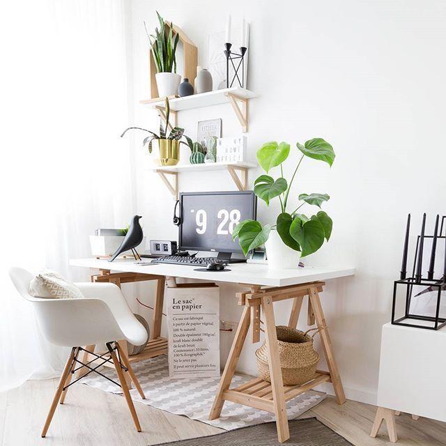Home Officeinterior Design Ideas: Zur Ck Zur Arbeit Nach Einem Langen Wochenende Im Freien