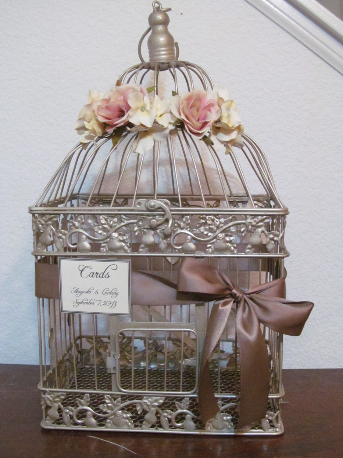 Pin By Paula Bakker On Birdcage Centrepieces Pinterest Birdcage