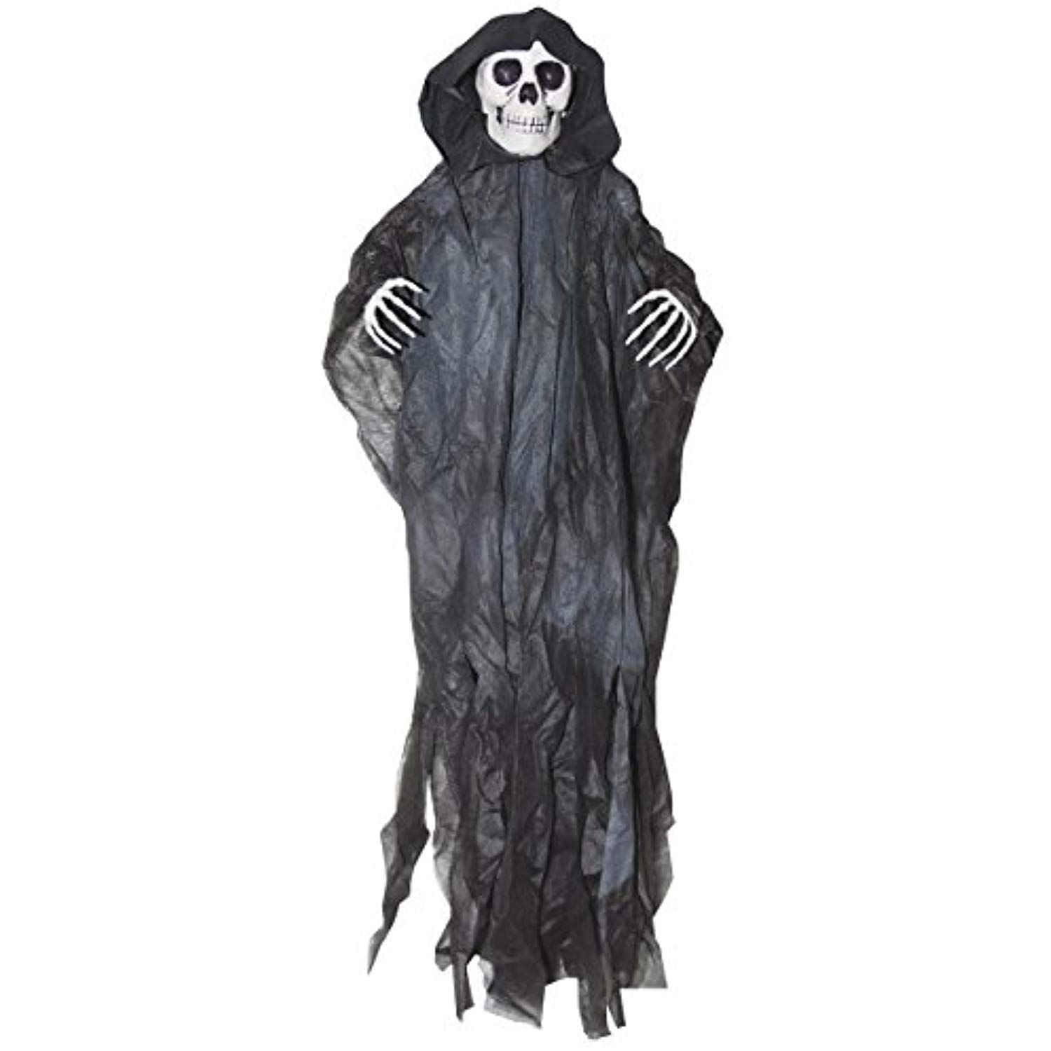 The Gothic Collection Hanging Black Reaper Skeleton Decorations 32 Inch Read More At Image Link Partysupplies