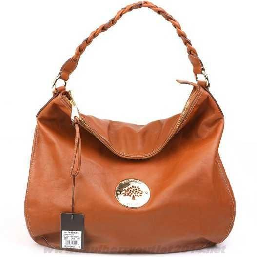 0a1ea897da Womens Mulberry Small Daria Leather Shoulder Bag Light Coffee For Wholesale