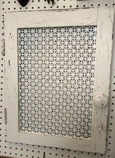 Perforated Metal Inlays For Doors Google Search