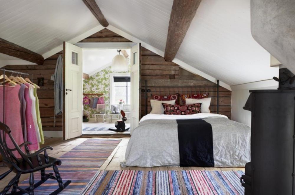 Rustic Attic With Impressions Neola Microfiber Duvet Cover Set Beadboard C Scandinavian Interior Design Beautiful Houses Interior Modern Scandinavian Interior