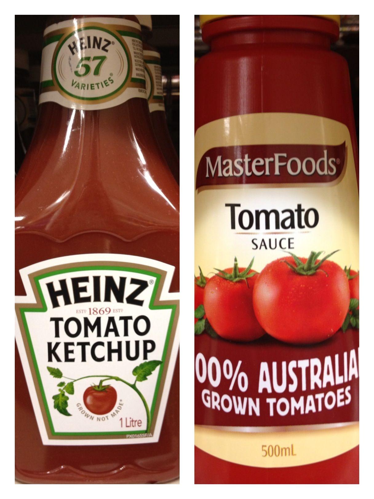 Australia Has Toe Mah Toe Sauce Americans Have Toe May Toe Ketchup Ketchup Growing Tomatoes Food