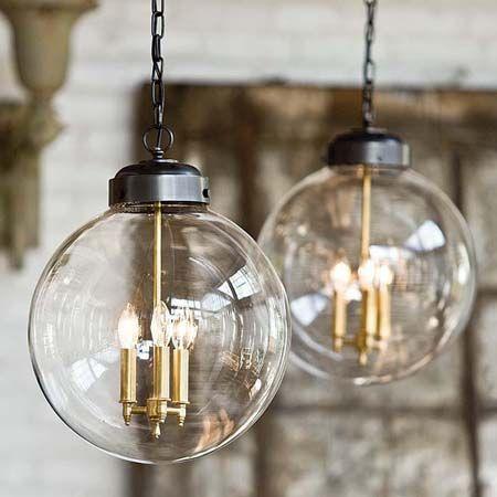 Gl Globe Pendant Lights 1500 Trend Home Design