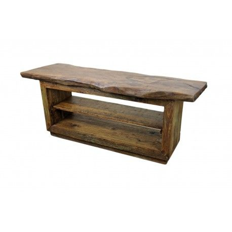 Charmant Old Mesquite Entry Table Tres Amigos World Imports