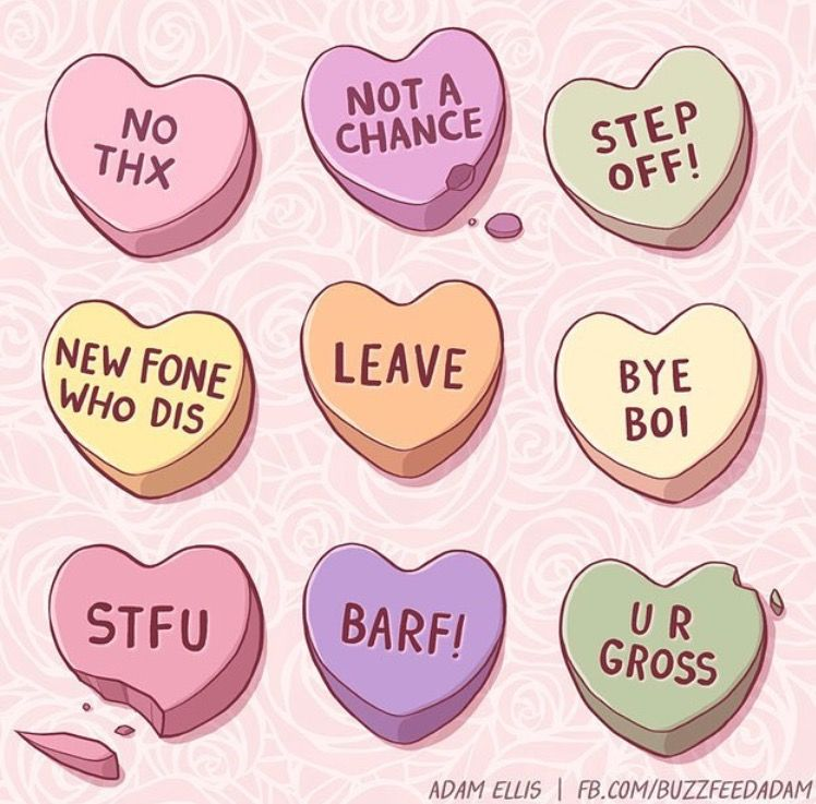 Rude Conversation Hearts Funnies In 2019 Pinterest Valentines