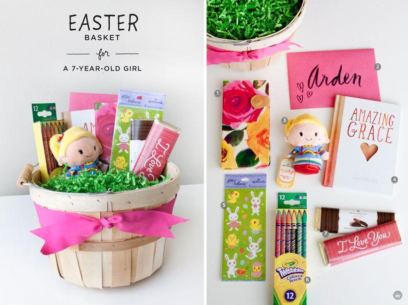 Easter basket ideas for kids easter baskets easter and basket ideas easter basket ideas for kids negle Choice Image