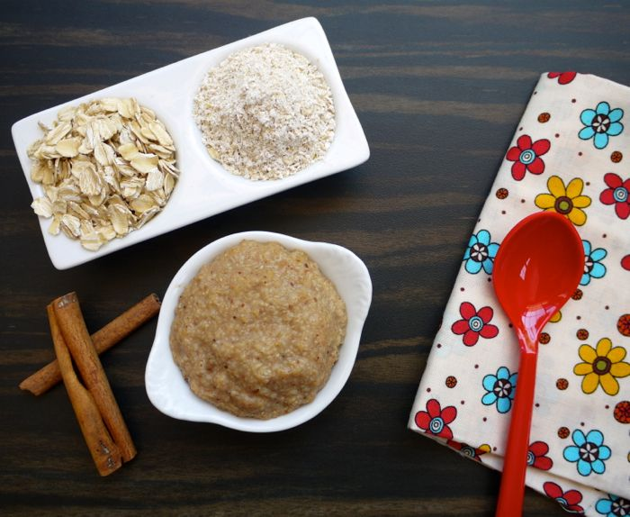 Homemade oatmeal cereal for babies homemade oatmeal cereal and once youve gotten the hang of making your own brown rice cereal and your babys accustomed to eating it branch out and give homemade baby oatmeal a ccuart Image collections