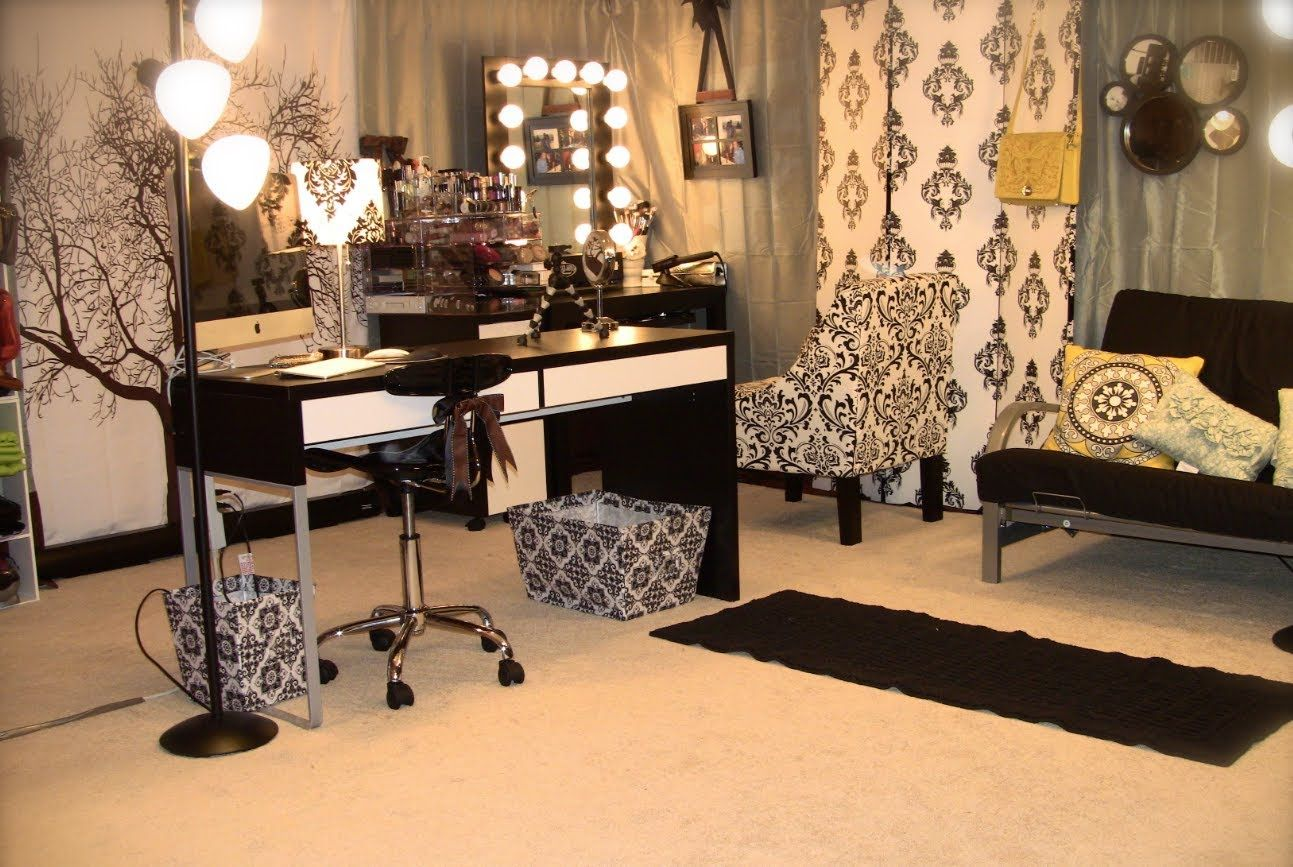 makeup room ideas google search - Makeup Eitelkeit Beleuchtung Ikea