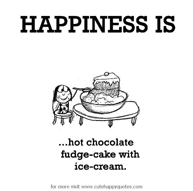 cake and ice cream quotes