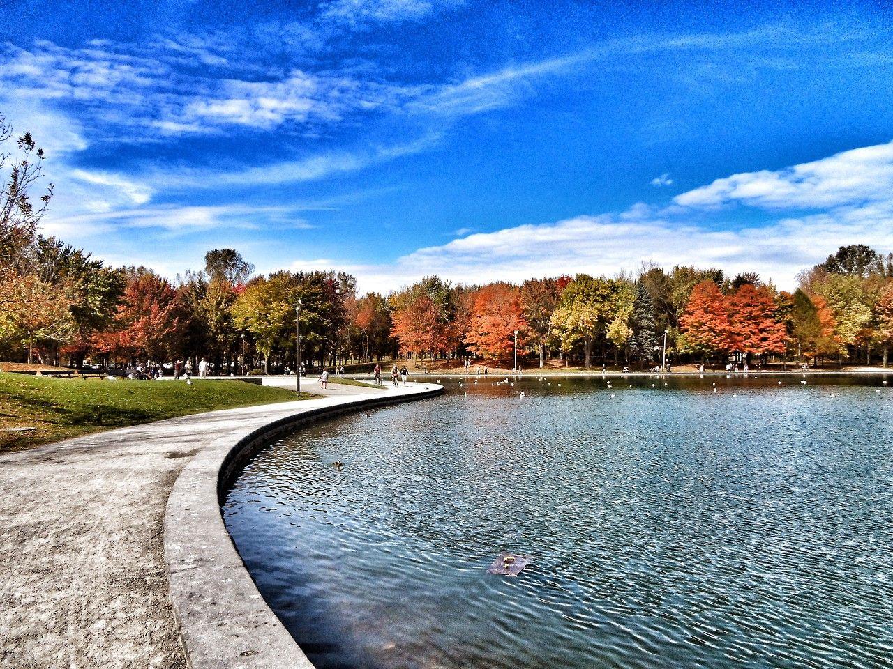 Резултат с изображение за Parc Du Mont Royal