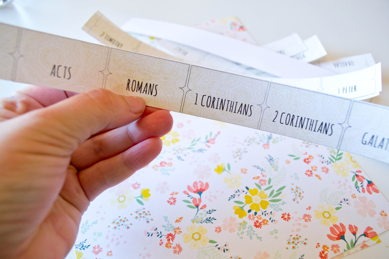 free printable bible tabs i saw one journaler who printed these out then painted them lovely idea our holly days