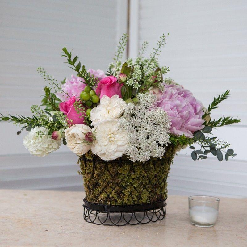 Feminine mix by ambrose garden flower arrangements