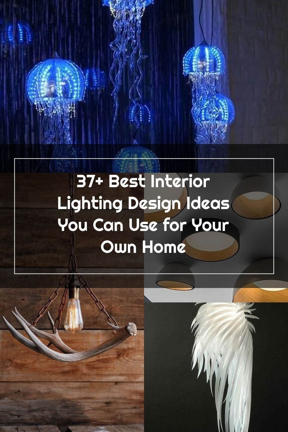 Interesting and unique INTERIOR LIGHTING DESIGN ideas can always stand out and you can bring in some cool options if you're creative. #interior #lighting #pendantlight