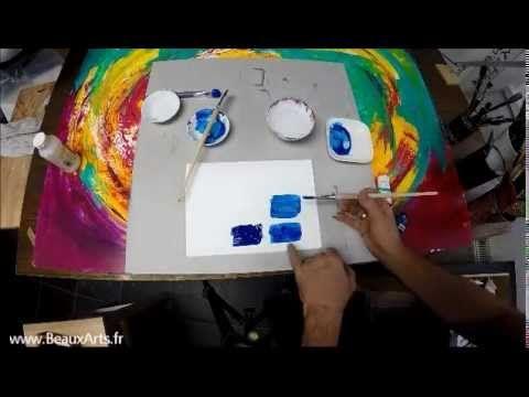 Cours Peinture A L Huile Differences Entre Dilution A L Eau Et