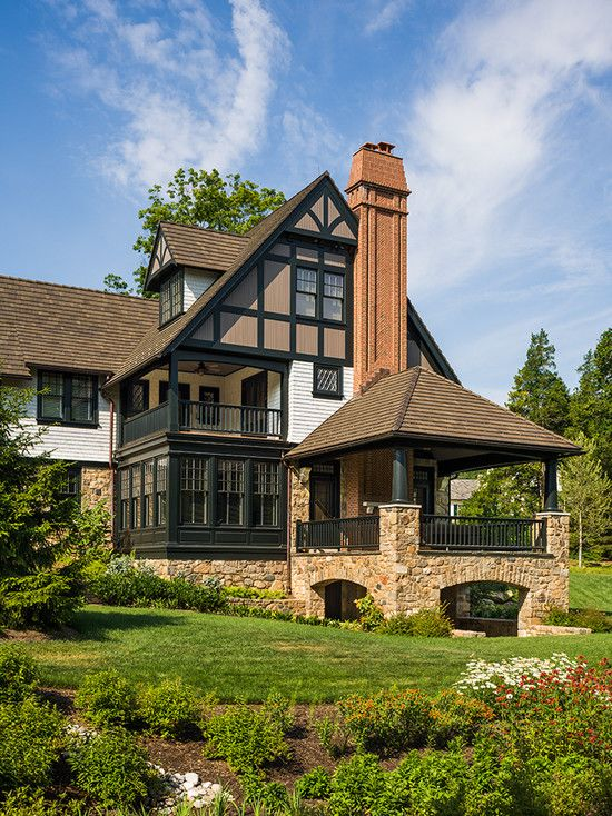 Traditional Exterior Design Pictures Remodel Decor And Ideas