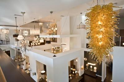 Full-Service Lighting Showroom - Pace Lighting Inc ...