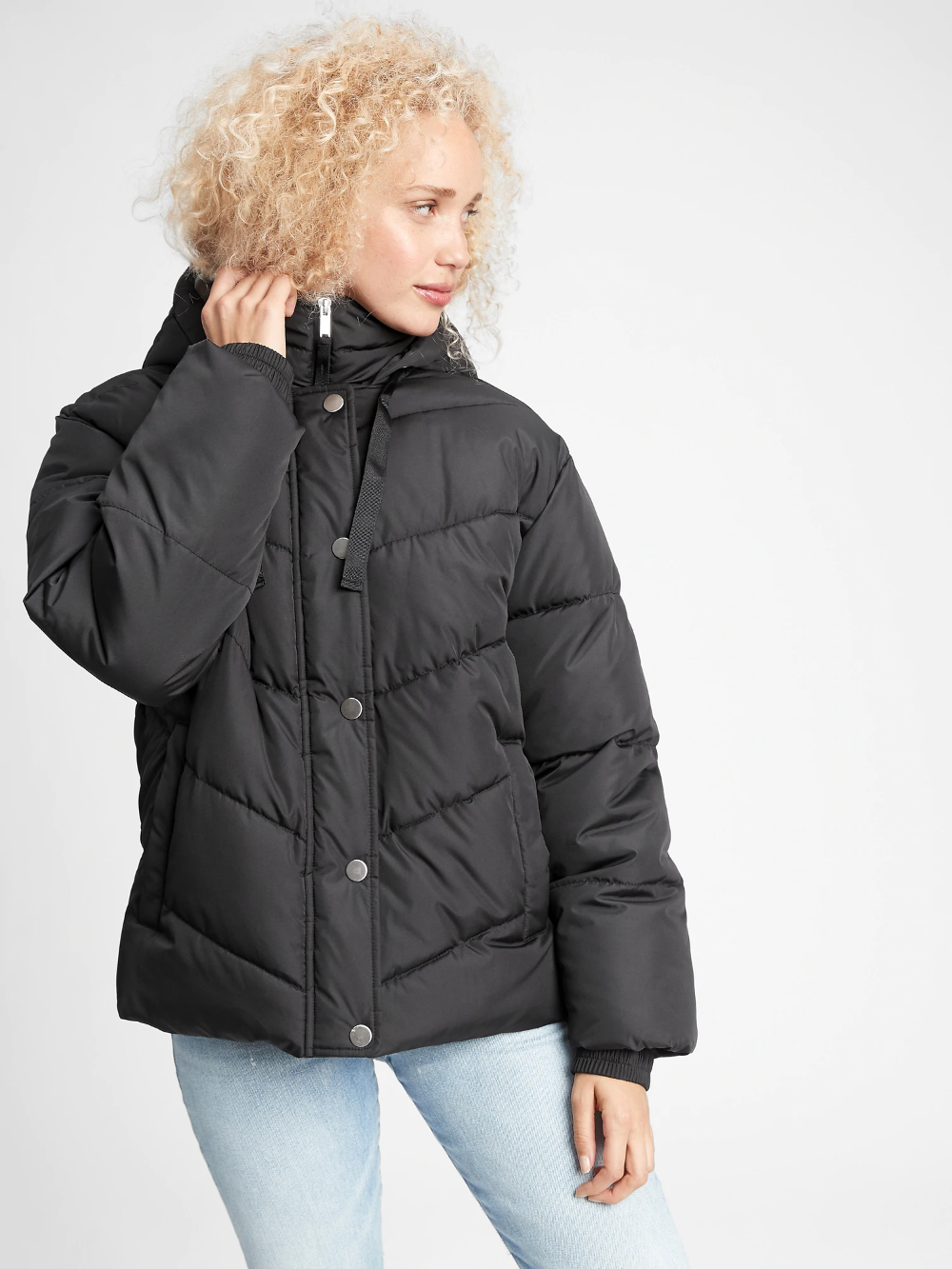 Coldcontrol Max Puffer Jacket Gap Factory Puffer Jackets Jackets Puffer [ 1333 x 1000 Pixel ]