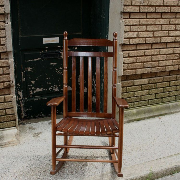 Outdoor Rocking Chairs Wooden Rocking Chair Large For Adults