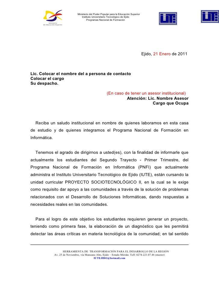 Ministerio Del Poder Popular Para La Educaci 243 N Superior