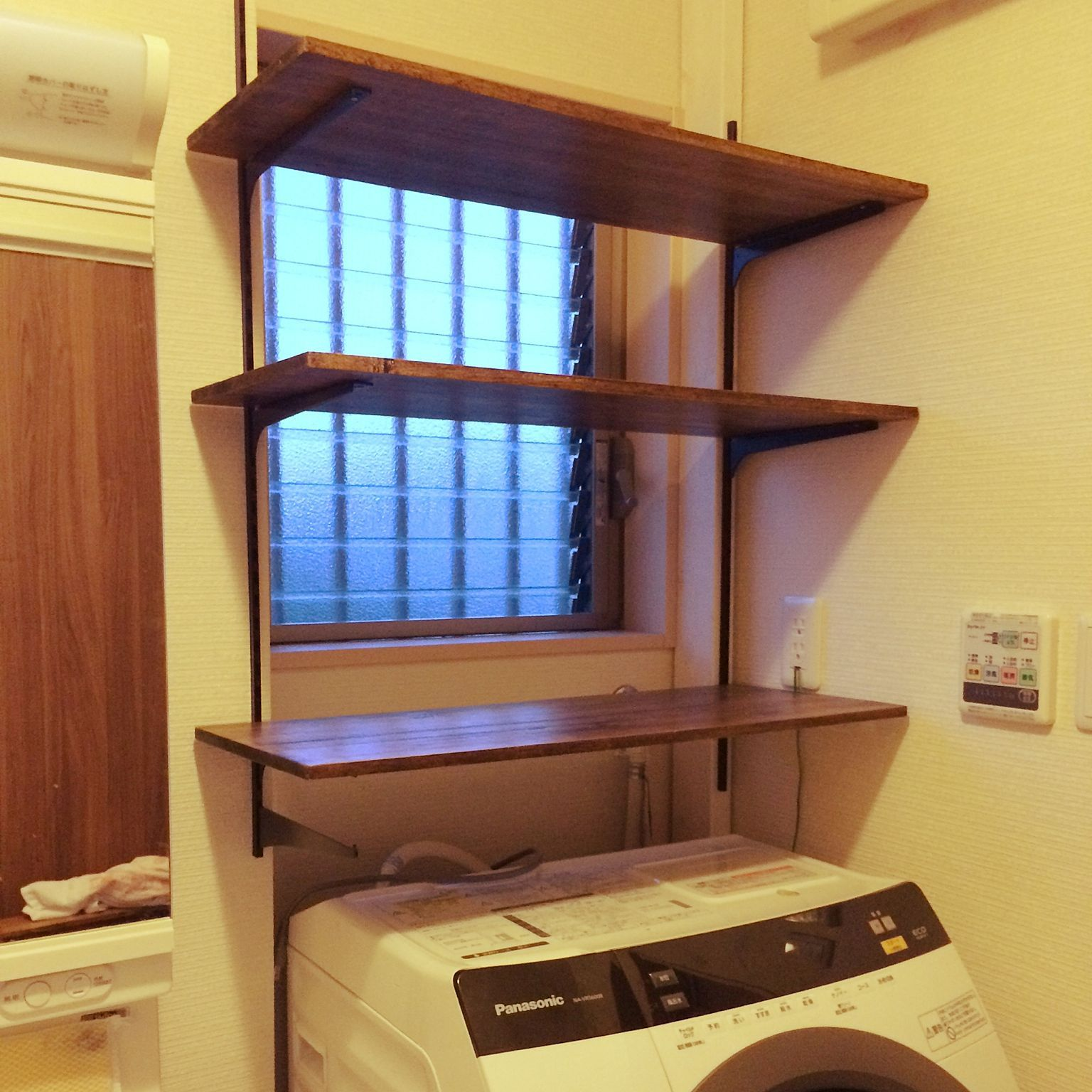 洗濯機上を有効活用する収納アイデア48選 収納 アイデア 洗濯機上