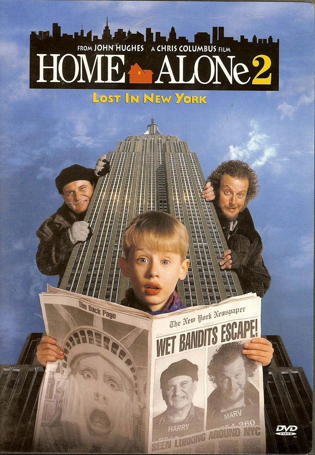 Home alone 2! I remember seeing this in the movie theater visiting ...