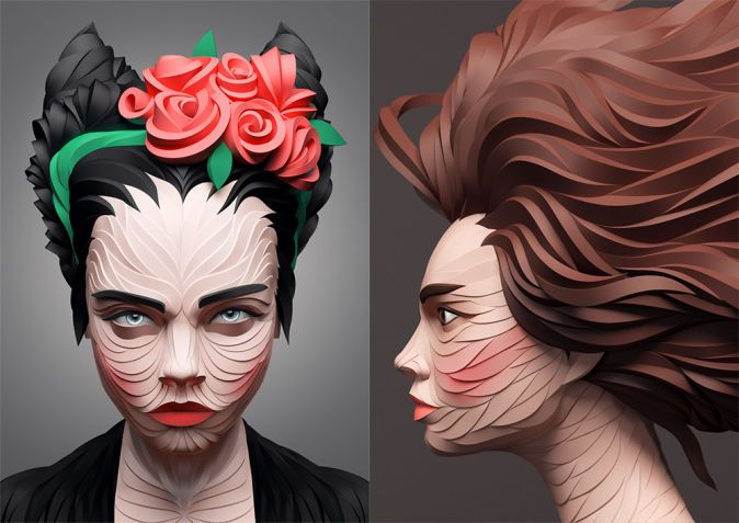 Fascinating D Renderings Of People And Animals By Maxim Shkret - Fascinating 3d renderings of people and animals by maxim shkret