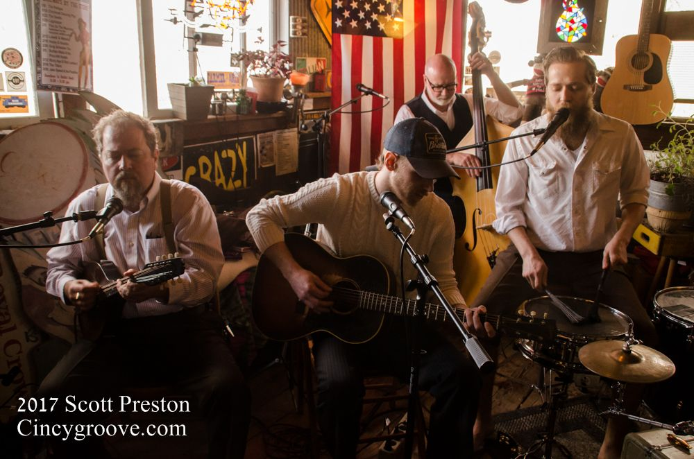 Photos – Buffalo Wabs and The Price Hill Hustle, 3/5/17, Rabbit Hash General Store, Rabbit Hash, KY