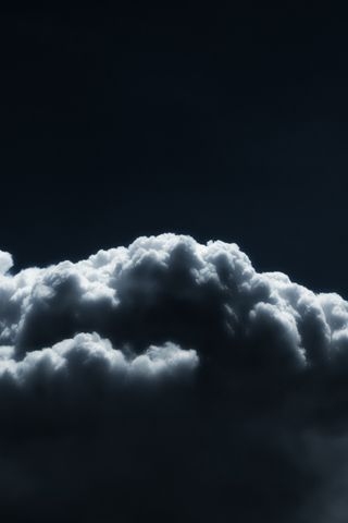Plain Iphone Wallpapers Part 3 Dark Clouds Clouds Night Clouds