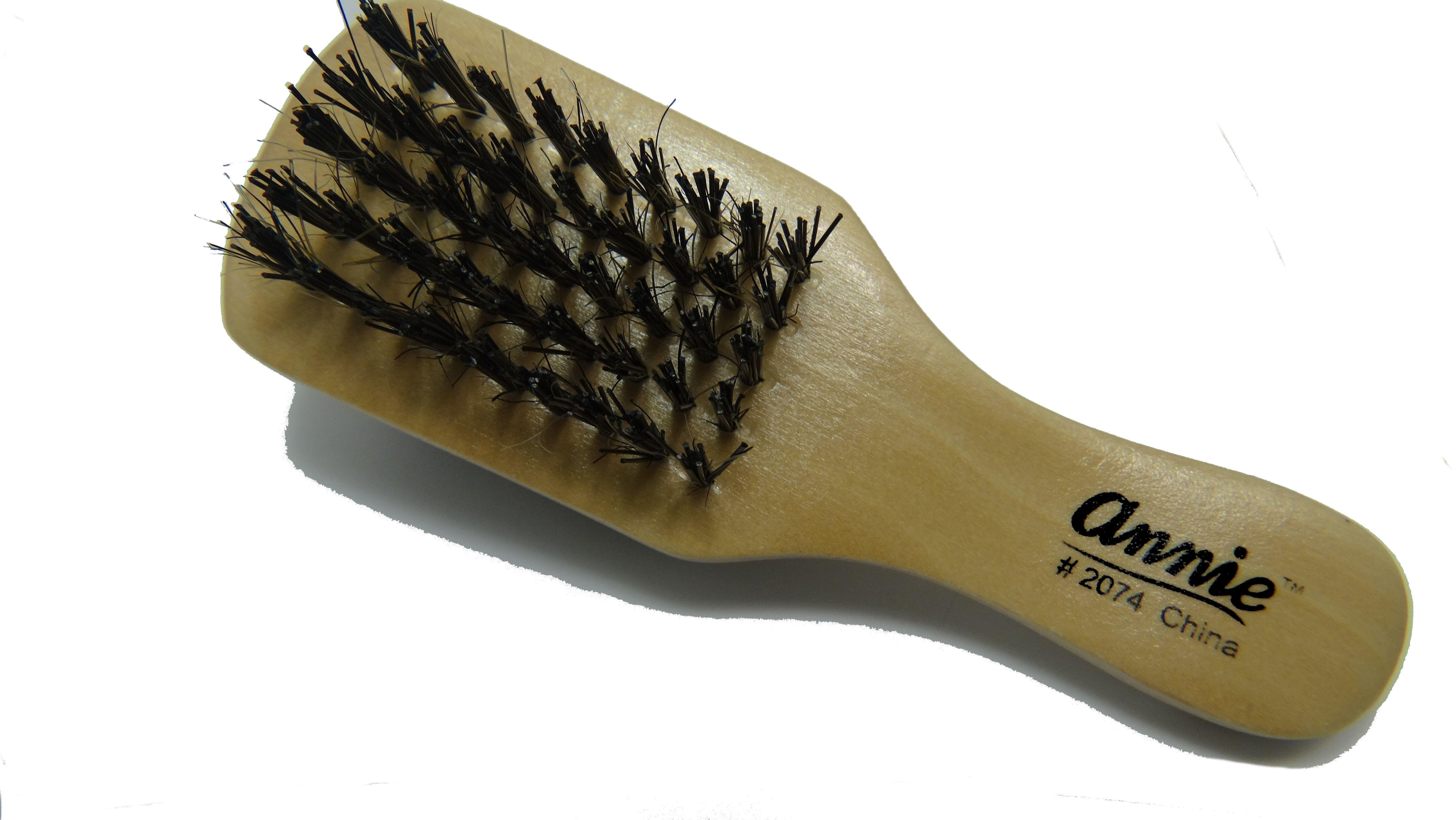 Annie 2074 Hard & Soft Reinforced Boar Bristle Hair