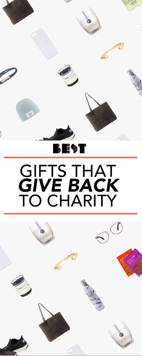 gifts that give back to charity #giftsthatgiveback