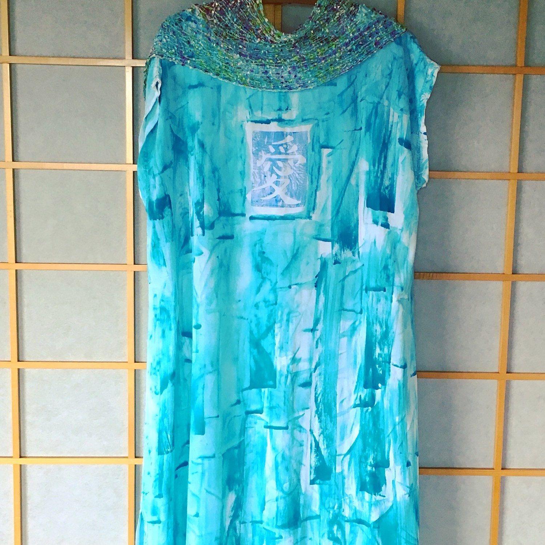 Hawaiian dress plus size dress beach wedding dress resort wear