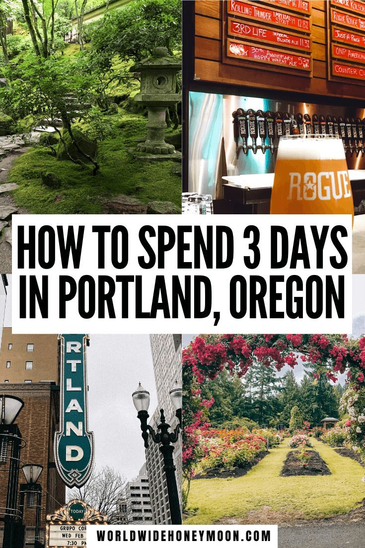 These are the top things to do in Portland Oregon | Portland Oregon Itinerary | 3 Days in Portland Oregon | Portland 3 Days | Weekend in Portland | Portland Oregon Food | Portland Hotels | Portland Day Trips | Travel to Portland, Oregon #portlandoregon #portlandtravel #pacificnorthwest #usatravel #couplestravel