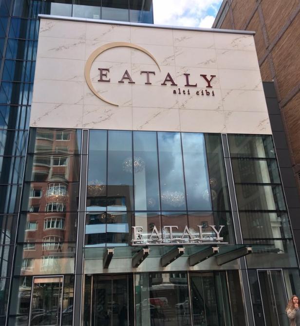 Eataly, Boston Eataly, Boston, In boston