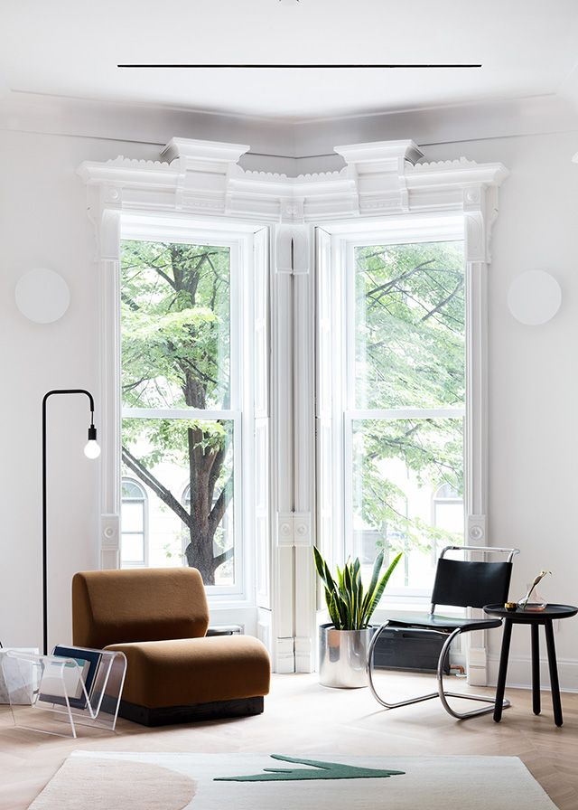 TDC Brooklyn Townhouse Renovation styled by Coil + Drift New home - diseo de interiores de departamentos