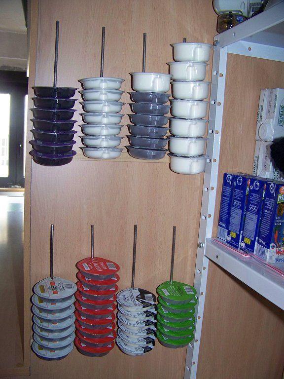 Soporte Casero Para T Disc De Tassimo Hacer Bricolaje Es Facilisimo Com Coffee Storage Cupboard Storage Home Gadgets