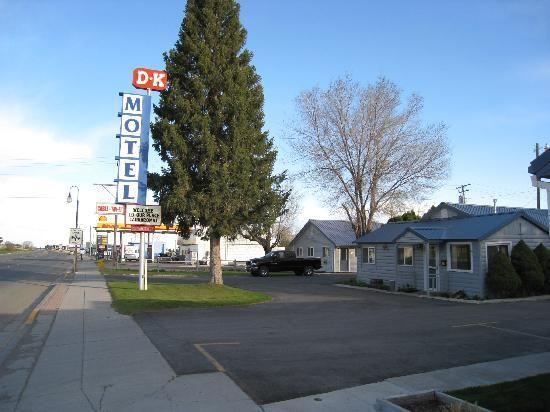 D K Motel In Arco Id