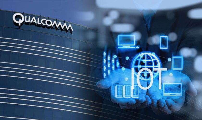 Qualcomm Releases New Cellular Chipset To Enable Iot Iot