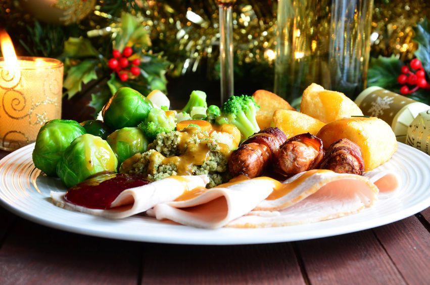 Christmas Dinner Party Menu Ideas Part - 45: Ideas For Setting Up The Perfect Christmas Buffet Dinner