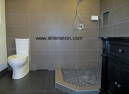 Images Of Bathroom tile walls floor and shower pan installation