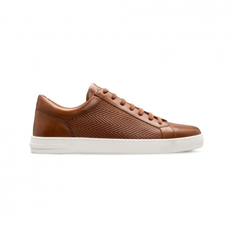 new arrivals ac3a7 a3f19 Calfskin sneakers | Fashion in 2019 | Italian shoes, Italian ...